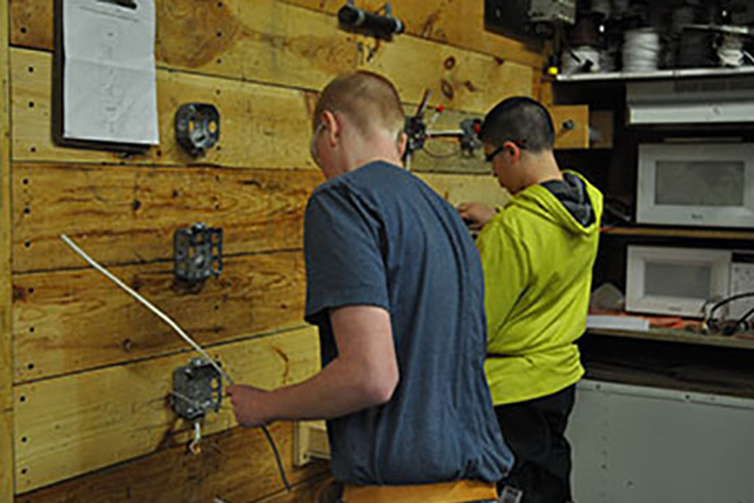 Electrical Career Area Bay Path Rvths Residential Wiring Methods