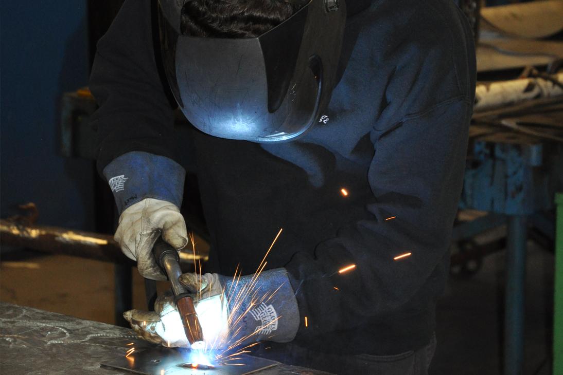Metal Fabrication Amp Joining Technologies Career Area
